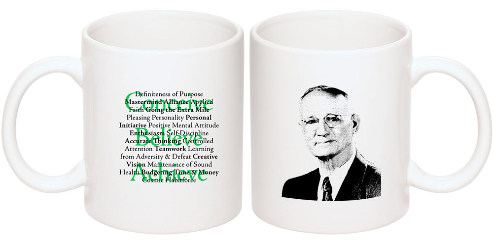 17 Principles Coffee Mug